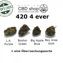 CBD Buds Blüten 420 4ever Probenset Linz Wien Lieferservice Zustellung